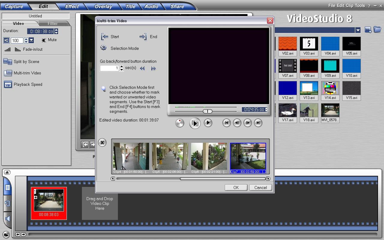 ulead video filter